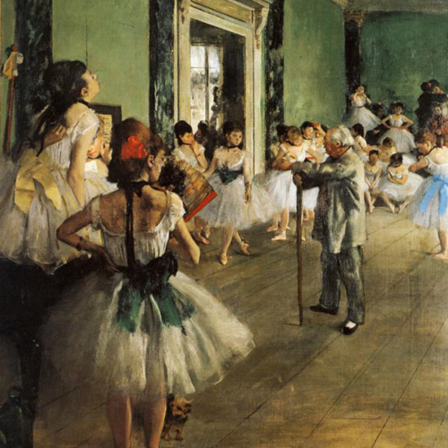 Degas Paintings