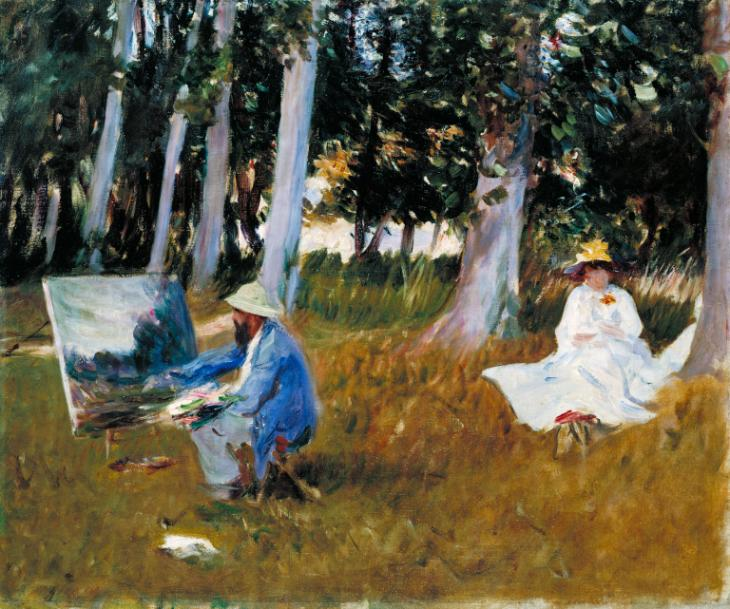 John Singer Sargent Paintings N003