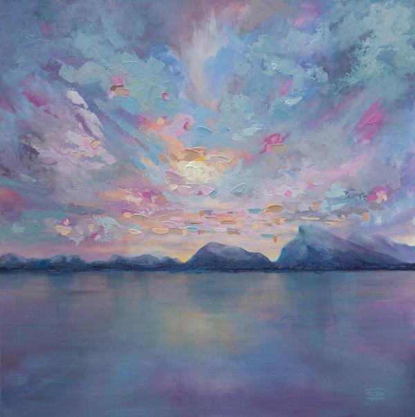 Sky Paintings N002