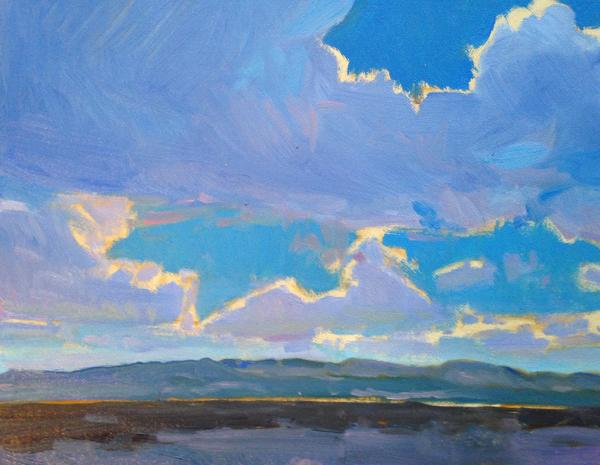 Sky Paintings N004