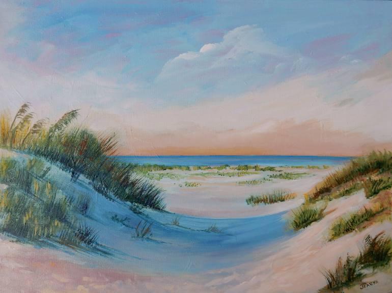 Beach Paintings N002