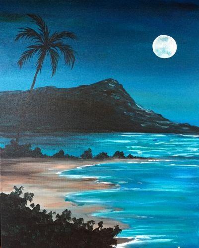 Beach Paintings N006