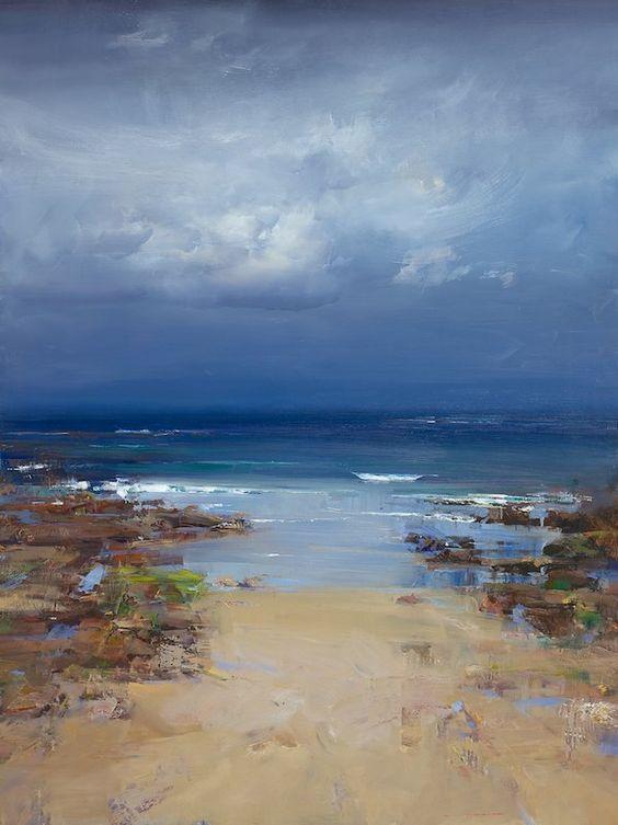 Beach Paintings N005