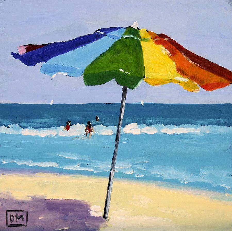 Beach Paintings N003