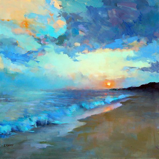 Beach Paintings N001