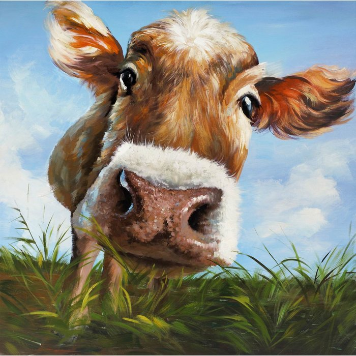Cow Paintings 02