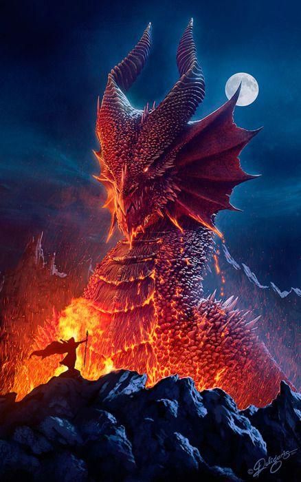 Dragon Paintings N005