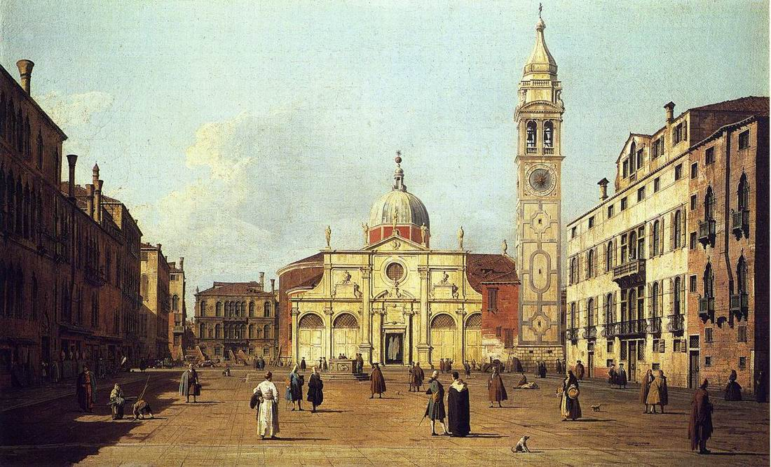Canaletto Paintings N003