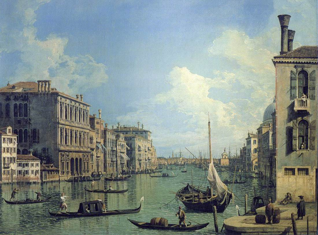 Canaletto Paintings 01