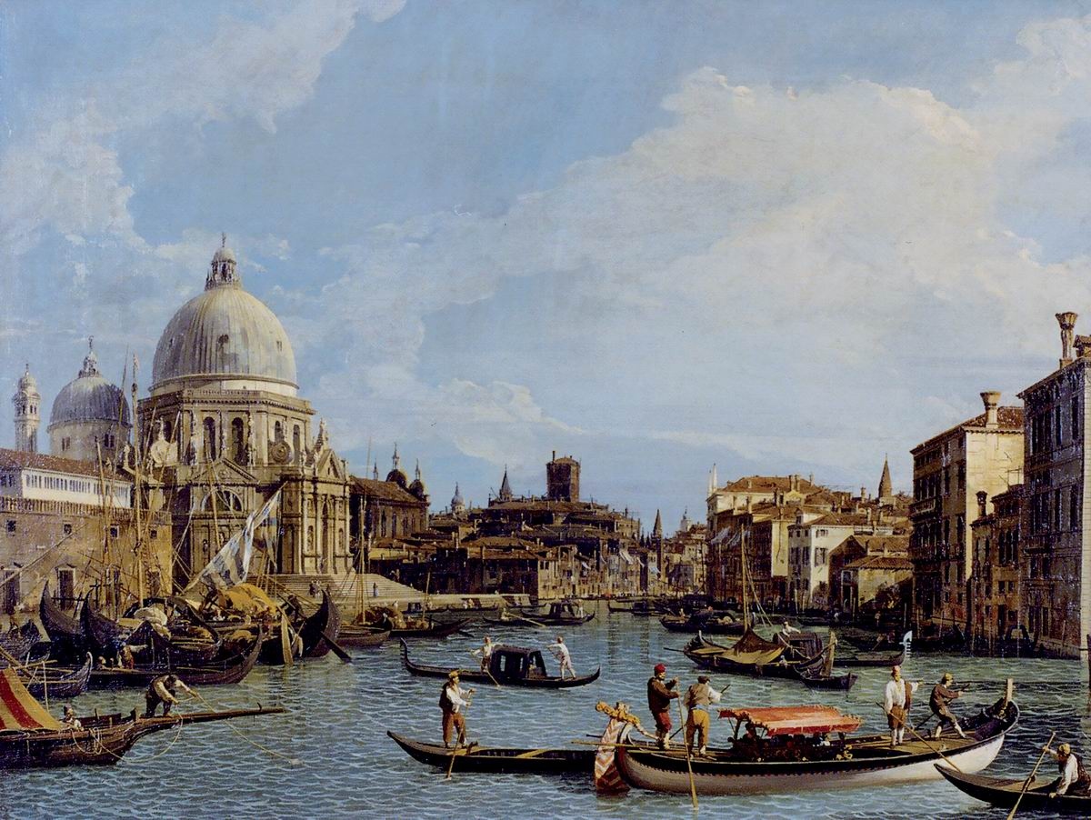 Canaletto Paintings N004