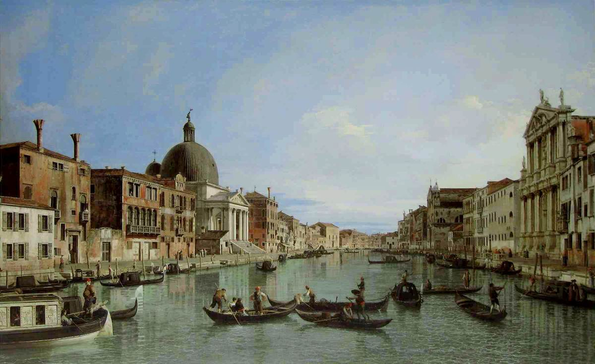 Canaletto Paintings N005