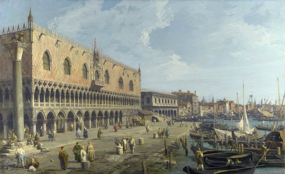 Canaletto Paintings N006