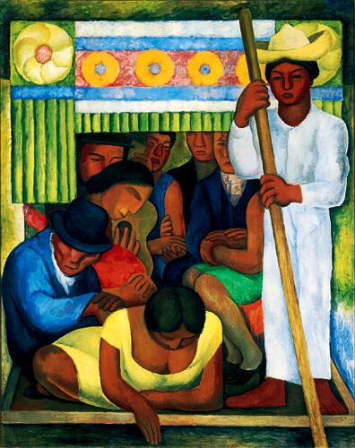 Diego rivera paintings for wholesale for Diego rivera s most famous mural