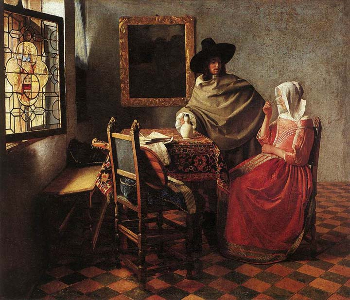 Jan Vermeer Paintings N006