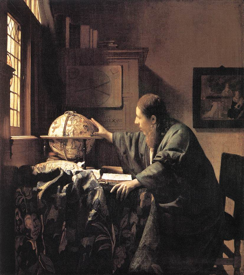 Jan Vermeer Paintings N005