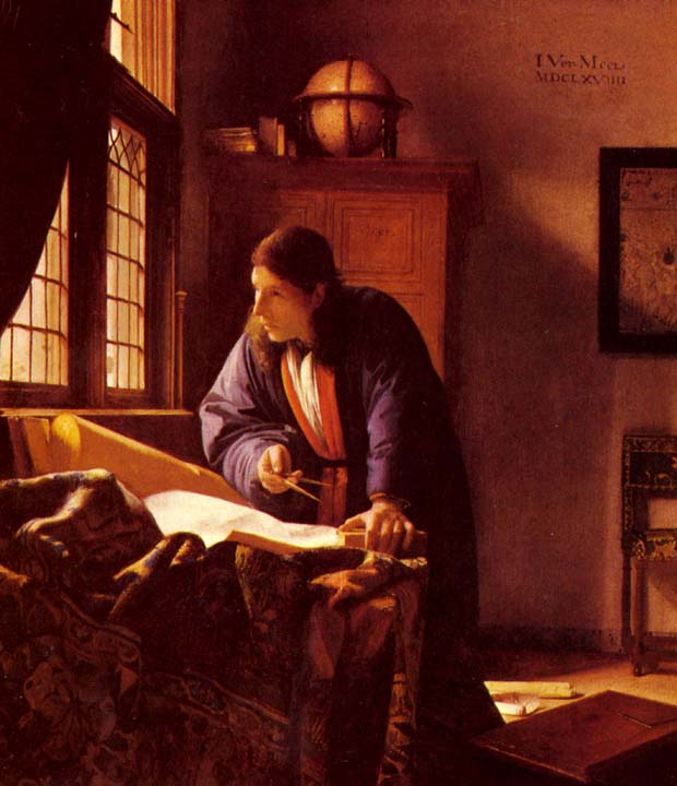 Jan Vermeer Paintings N004