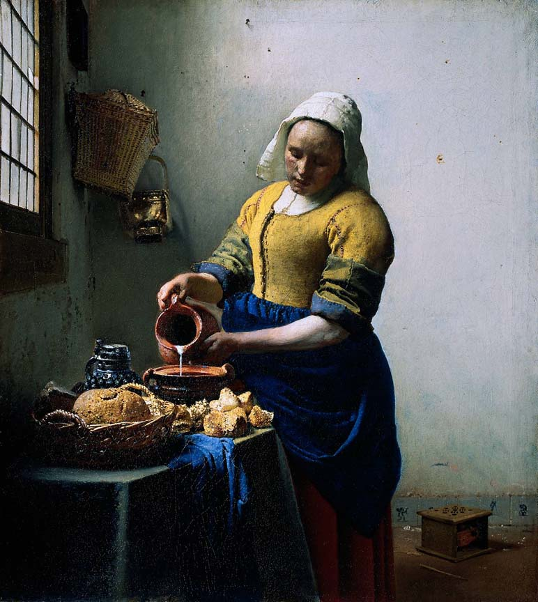 Jan Vermeer Paintings N003