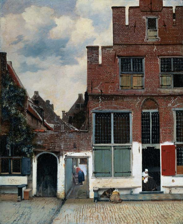Jan Vermeer Paintings 02