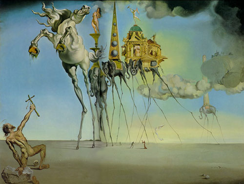 Salvador Dali Paintings for Wholesale