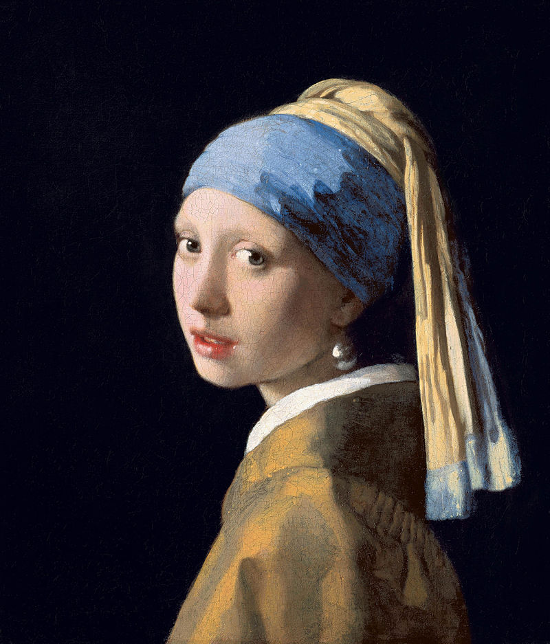 Jan Vermeer Paintings 01