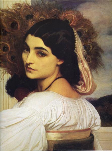 Frederic Leighton Paintings N004