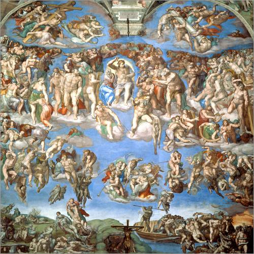 Michelangelo Paintings 02