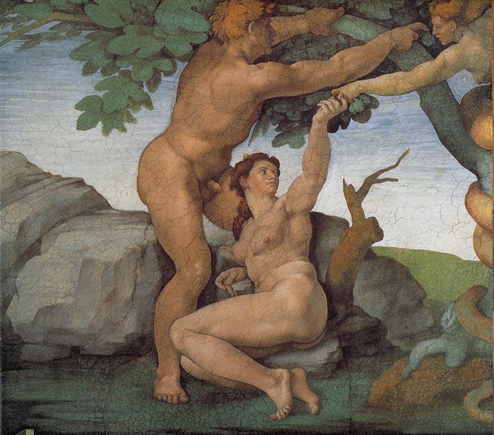 Michelangelo Paintings N005