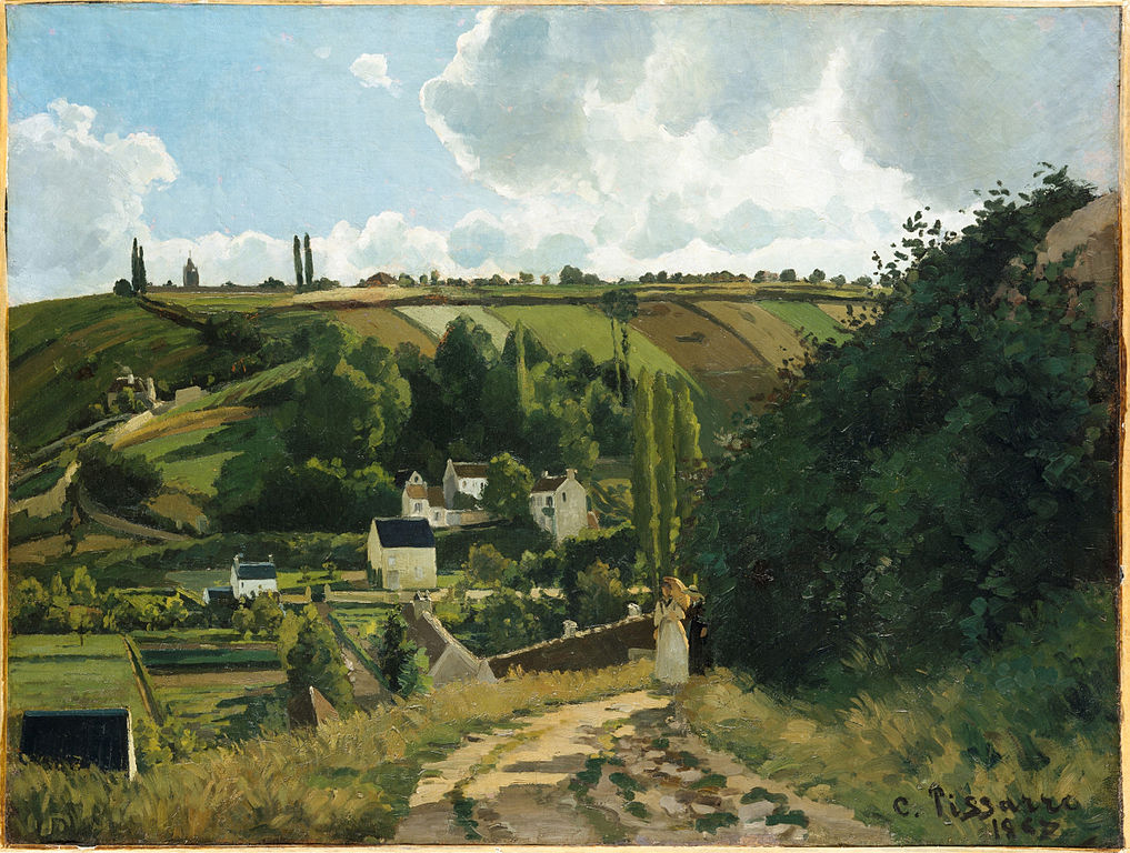 Camille Pissarro Paintings 02