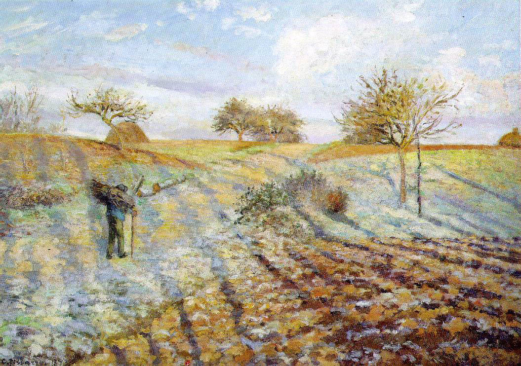 Camille Pissarro Paintings N003