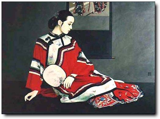 Asian Paintings N002