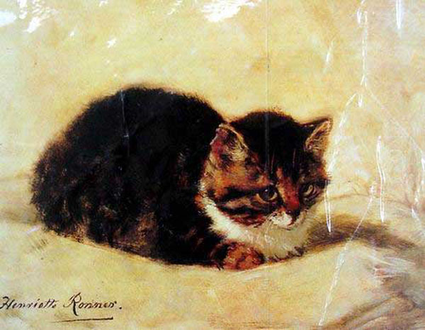 Cat Paintings for Sale
