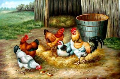 Chook Paintings 02