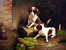 Dogs Paintings