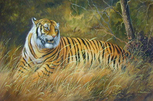 Tiger Paintings 01