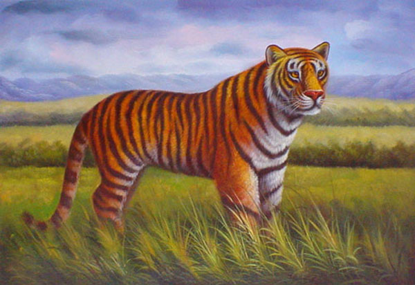 Tiger Paintings 02