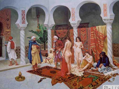Arabic Paintings N006