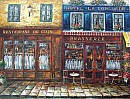 Bar Storefront Paintings
