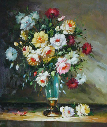 Flower Paintings N006