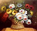 Classical Flower Paintings
