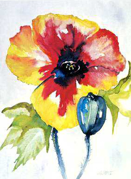 Flower Paintings N005