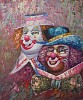Clowns Paintings