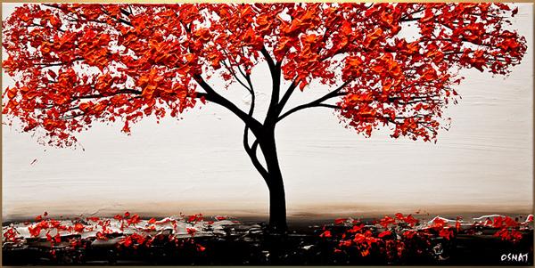 Tree Paintings N002
