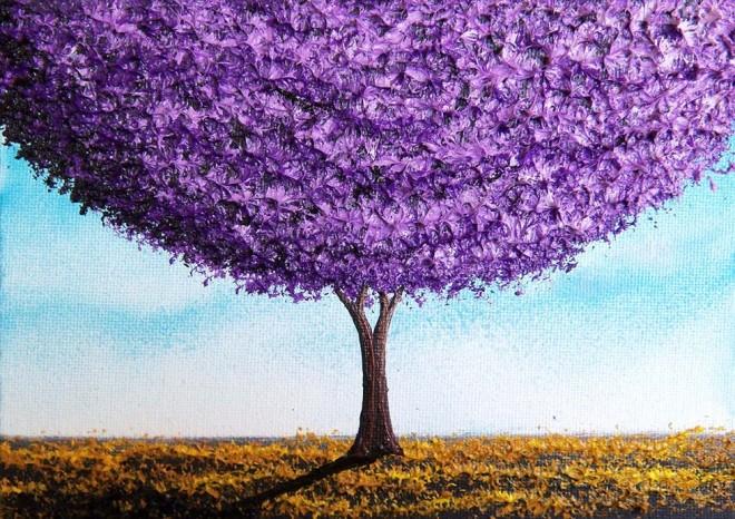 Tree Paintings N004