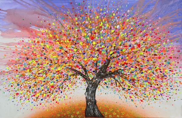 Tree Paintings N005