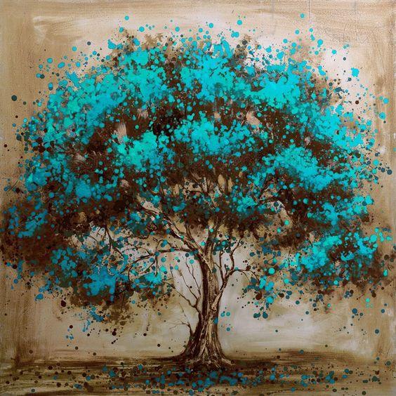 Tree Paintings N006