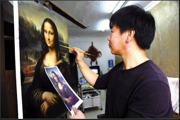 art reproductions china