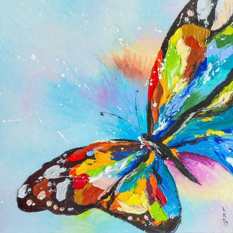 butterfly for girl's room