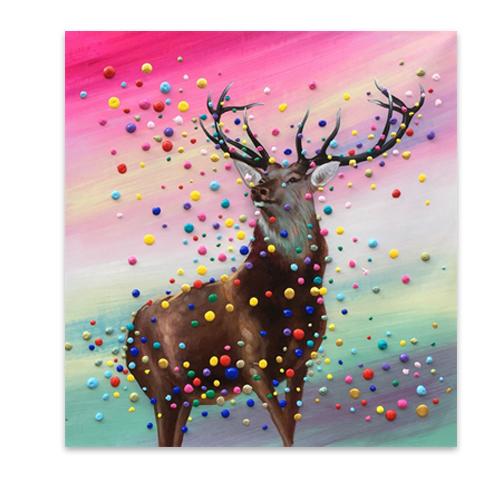 3 D animal art